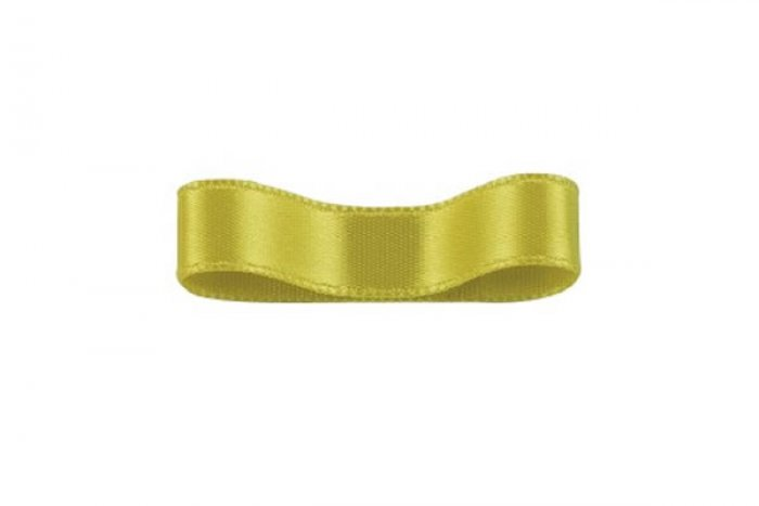 Penta Satin Double Faced Ribbon Olive Oil 107 12mm
