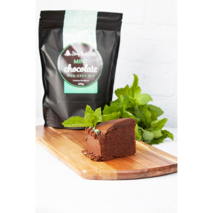 Peppermint Mud Cake Mix 650g by Story Book Cakes