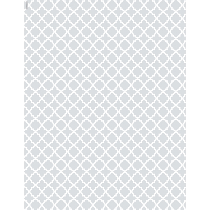 Photo Backdrop Grey Morrocan Tile