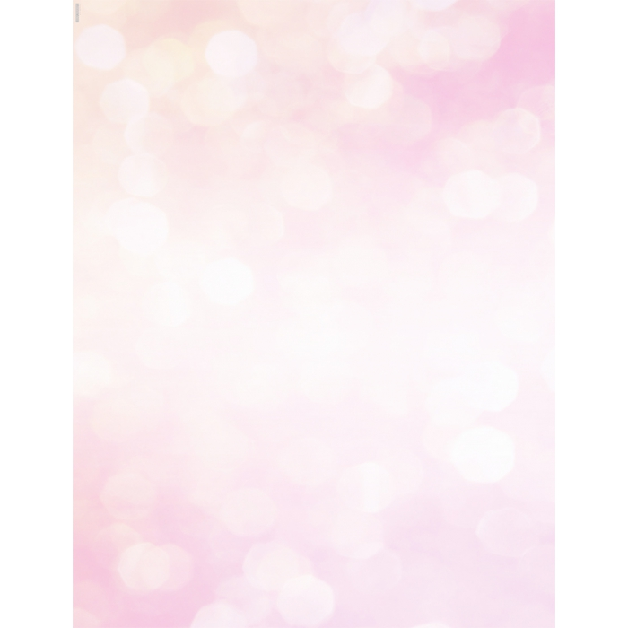 Photo Backdrop Pink Bokeh