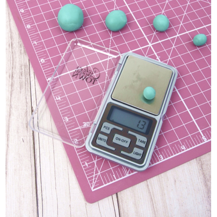 Pocket Scale for weighing Gumpaste & Fondant /0.1 to 1000g