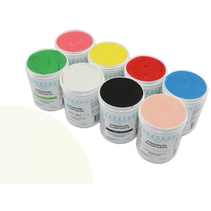 Premium Gumpaste - WHITE (SMALL TUB) 170g