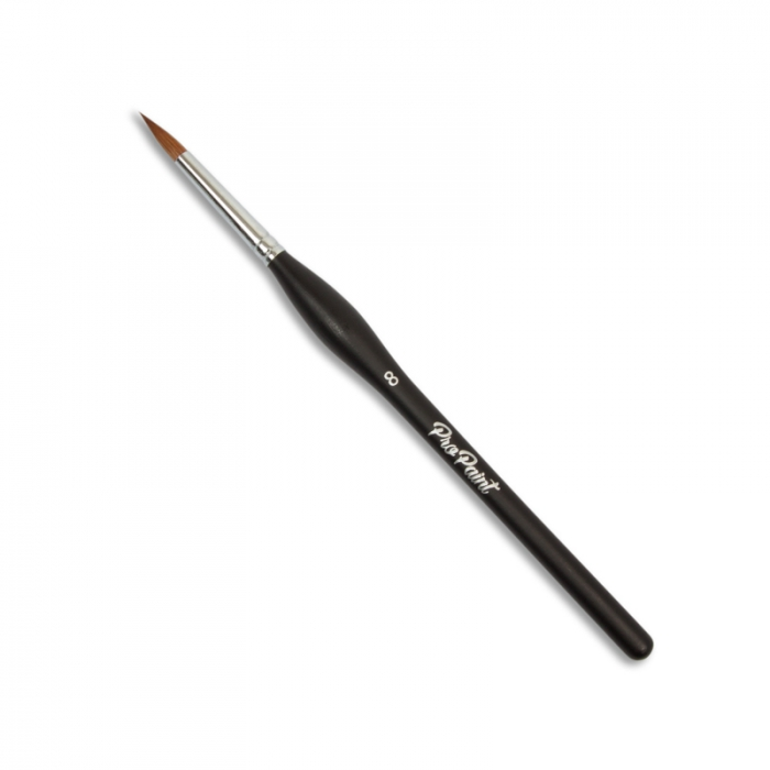 Pro Paint High Quality Sable Brush 8