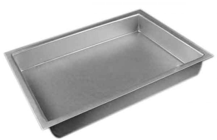 Sheet Cake Tin Pan 9 X 13 X 3 Inches Deep
