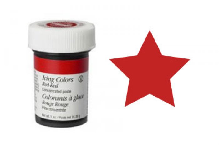 Wilton RED RED Paste