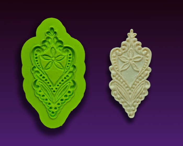 Earlenes Sheila Silicone Mould by Marvelous Molds