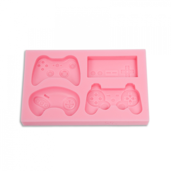 Silicone Mould - Gaming Handsets / Controller