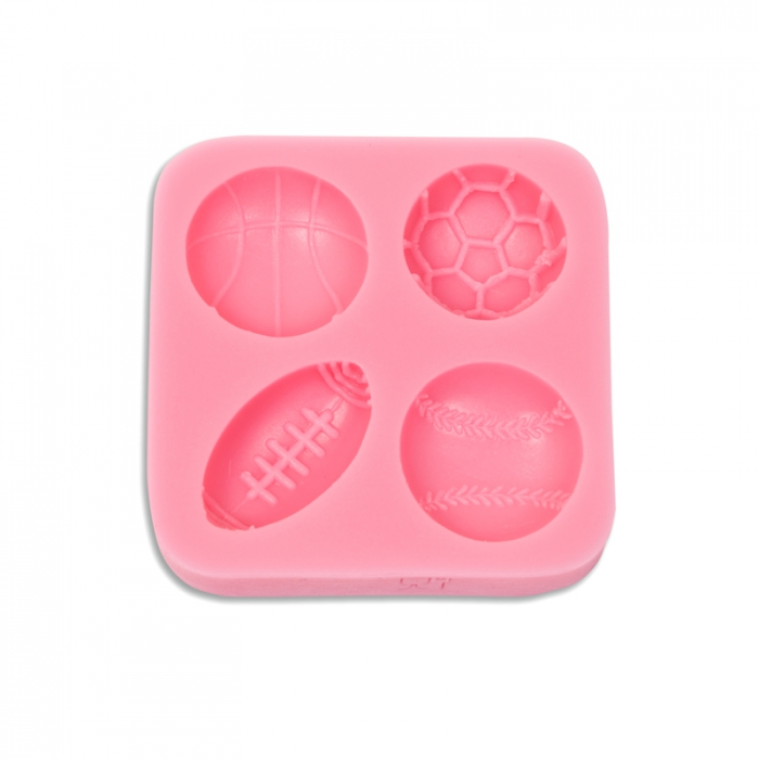 Sports Ball Silicone Mould