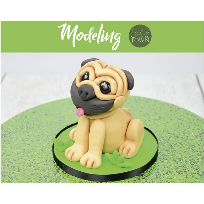 Tutorial - Video Tutorial on Modelling Cute Pug Dog Figurine