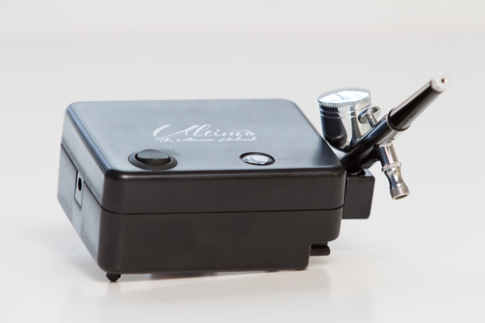 Ultimo Dual Action Airbrush and Compressor Set